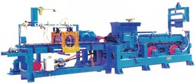M12 Automatic Roof Tile Extruder